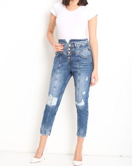 Image de Hit me up Mom Jeans