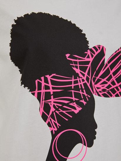 "Image de LTB T-Shirt weiss ""lady"""